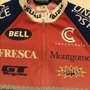 49b2e0665 cannondale Shirts - Cannondale USPS Louis Armstrong Stamp Bike Jersey